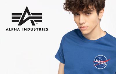 alpha industries męski