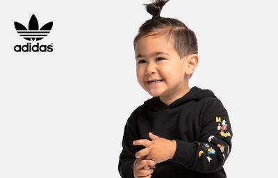 adidas odzież dla dzieci