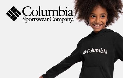columbia odzież dla dzieci