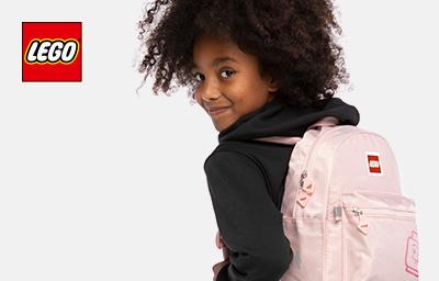 lego dla dzieci odzież i plecaki