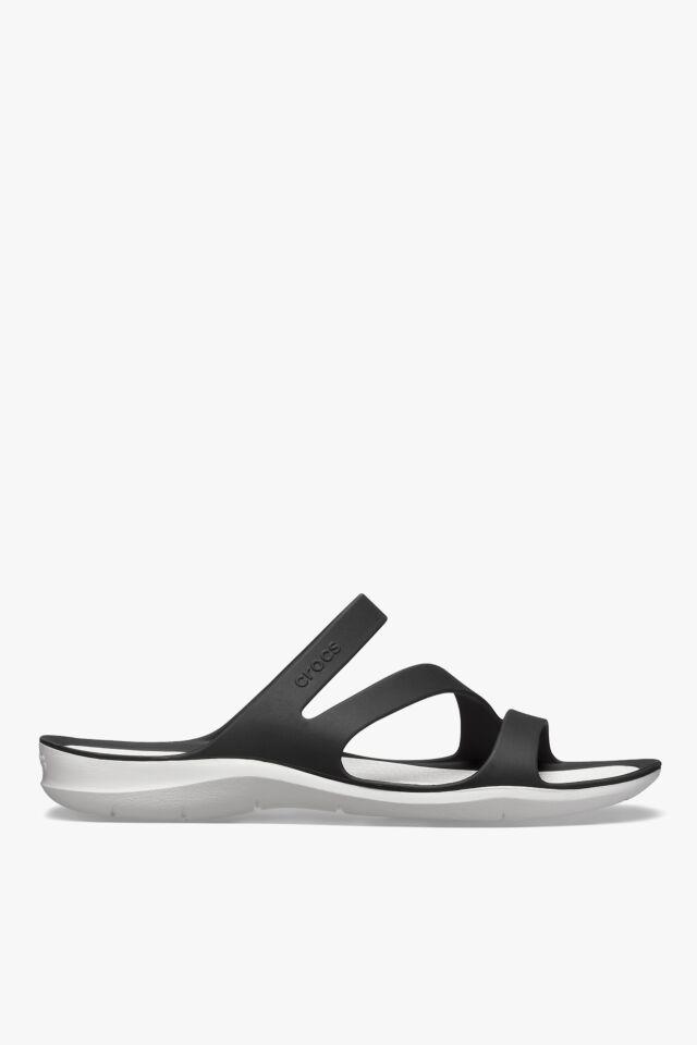 SWIFTWATER SANDAL W 066 BLACK WHITE