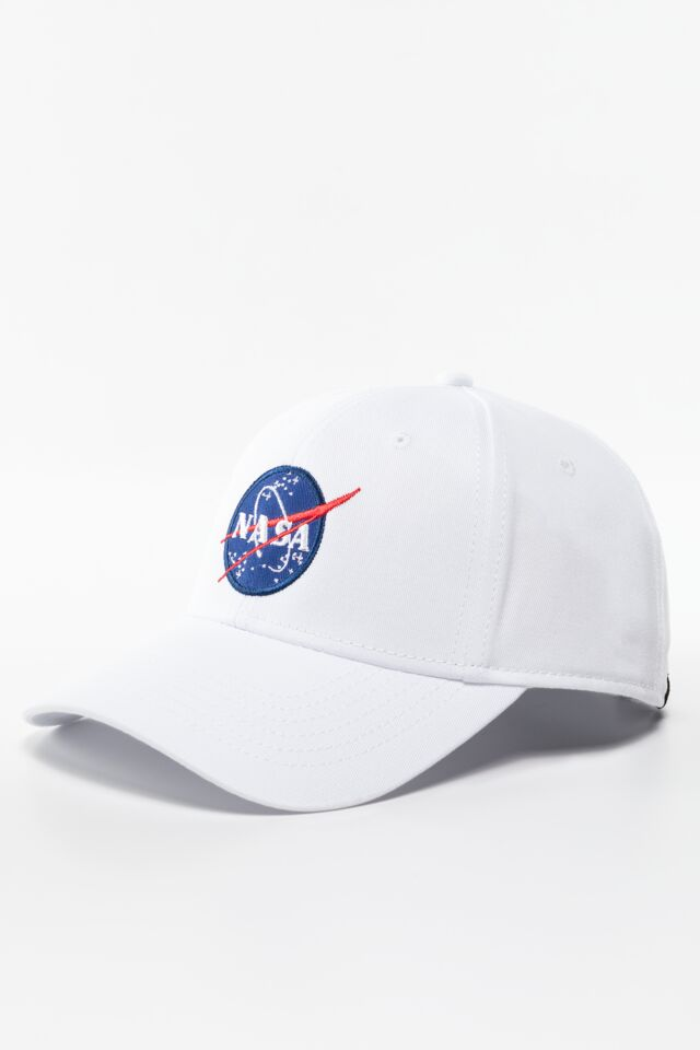 NASA CAP 09 WHITE