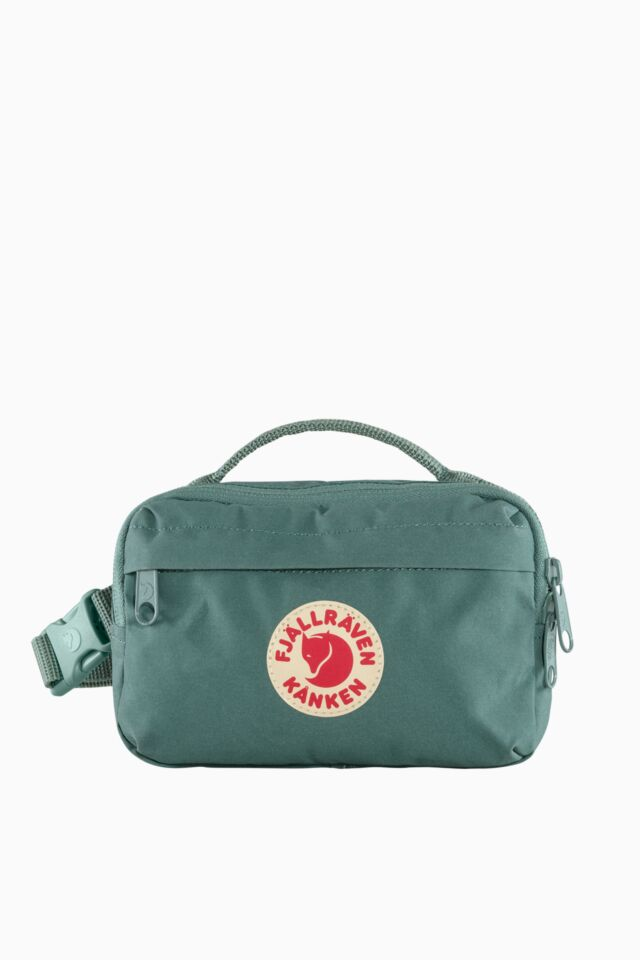 Kanken Hip Pack F23796-664 FROST GREEN