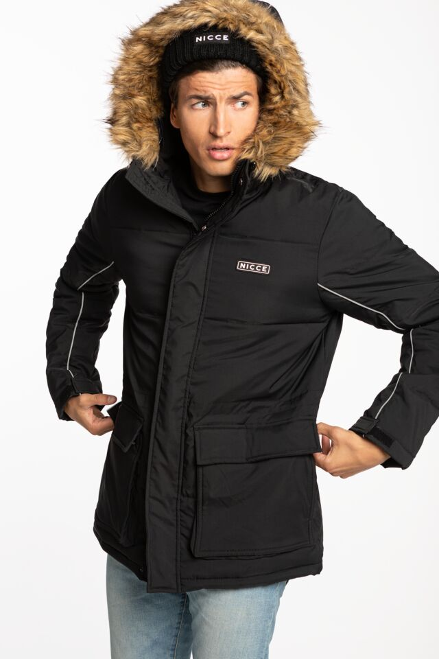 RADIAN JACKET 203-1-01-10-0001-BLACK
