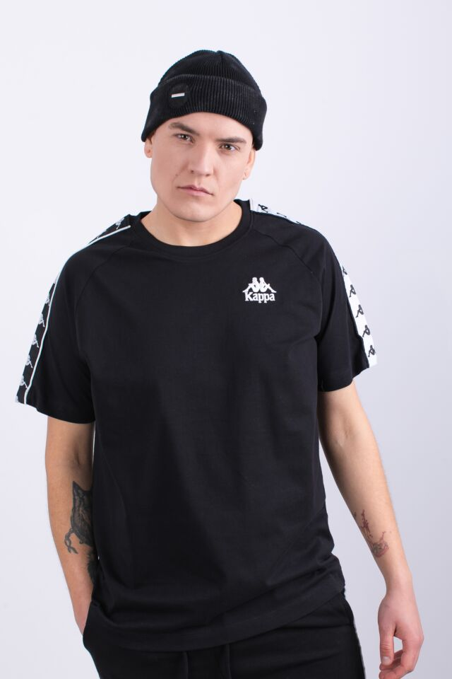 EMANUEL T-SHIRT 005 BLACK