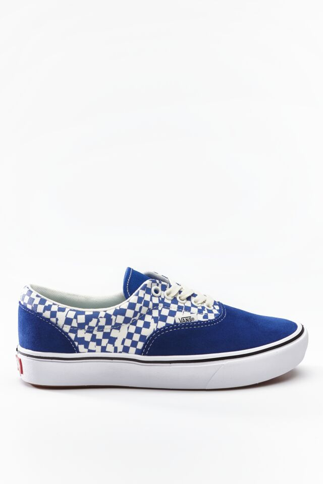 COMFYCUSH ERA VA0 TEAR CHECKERBOARD/TRUE BLUE/TRUE WHITE