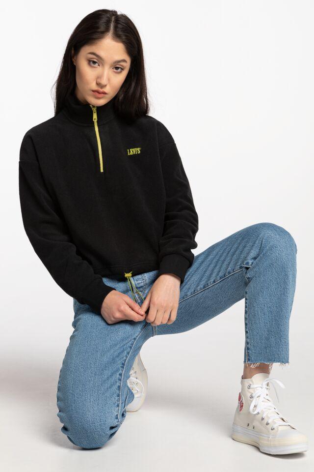 Sweatshirts 21574-0002 BLACK
