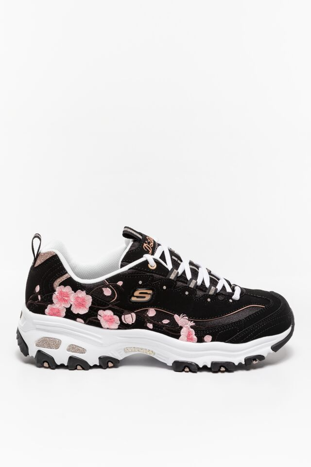 SOFT BLOSSOM 149239 BLACK/PINK