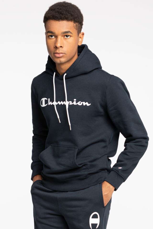 Hooded Sweatshirt 214743-BS501 NAVY