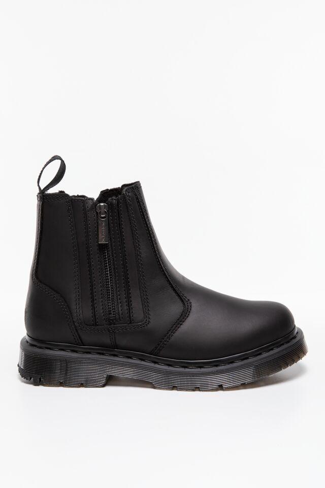 2976 Alyson Chelsea Boot BLACK
