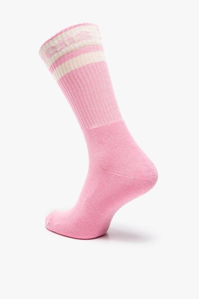 DMAC681688 ATHLETIC LOGO Mid Pink
