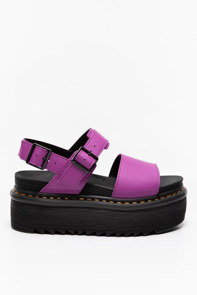 SANDAŁY Voss Quad Bright Purple Hydro