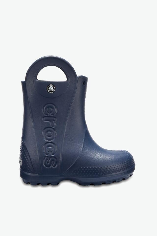 HANDLE RAIN BOOT KIDS 12803-410 NAVY