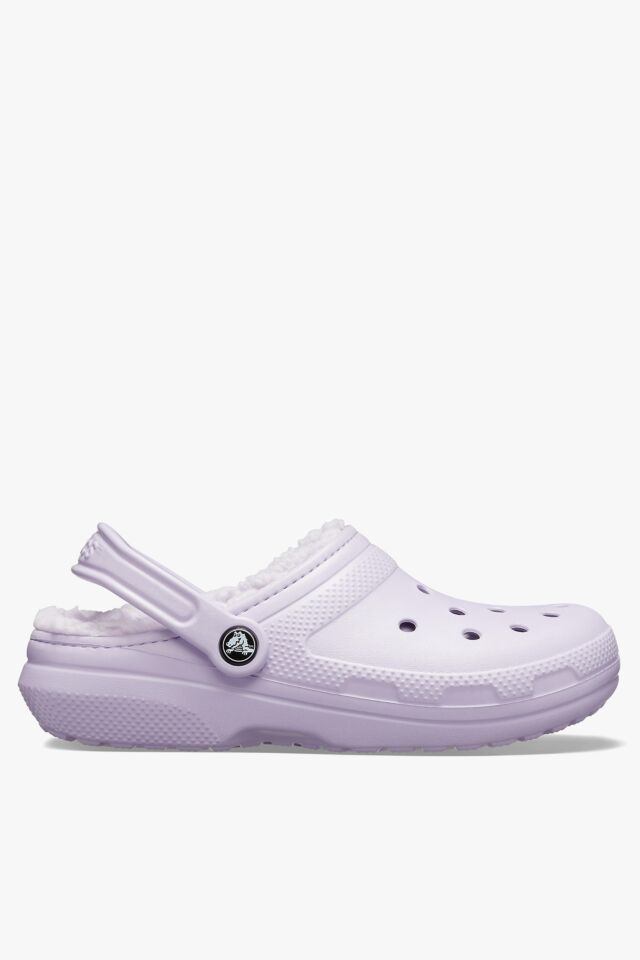 CLASSIC LINED CLOG 203591-50P LAVENDER