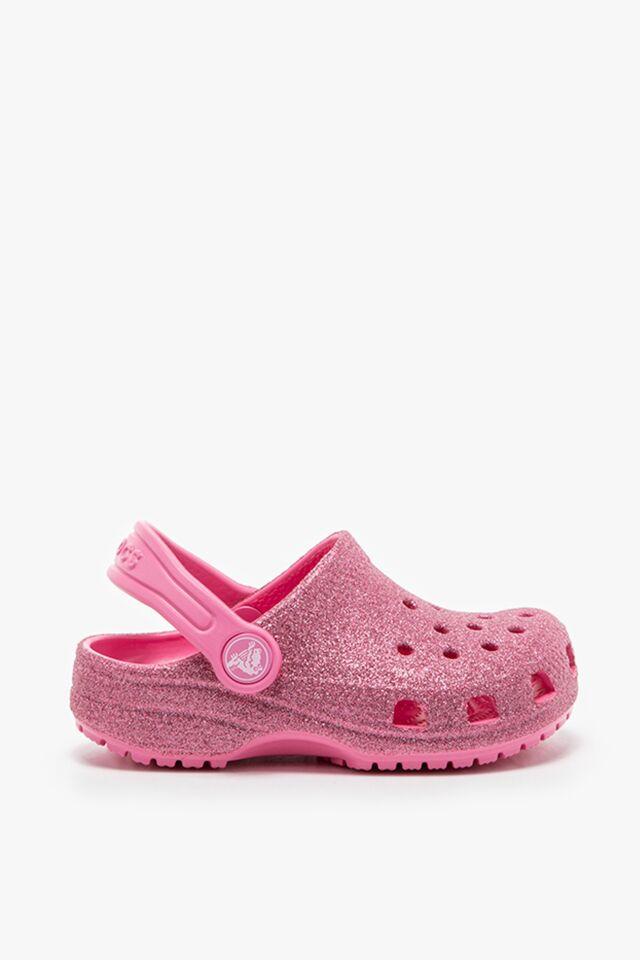 DZIECIĘCE  Crocs Kids' Classic Glitter Clog 205441-669