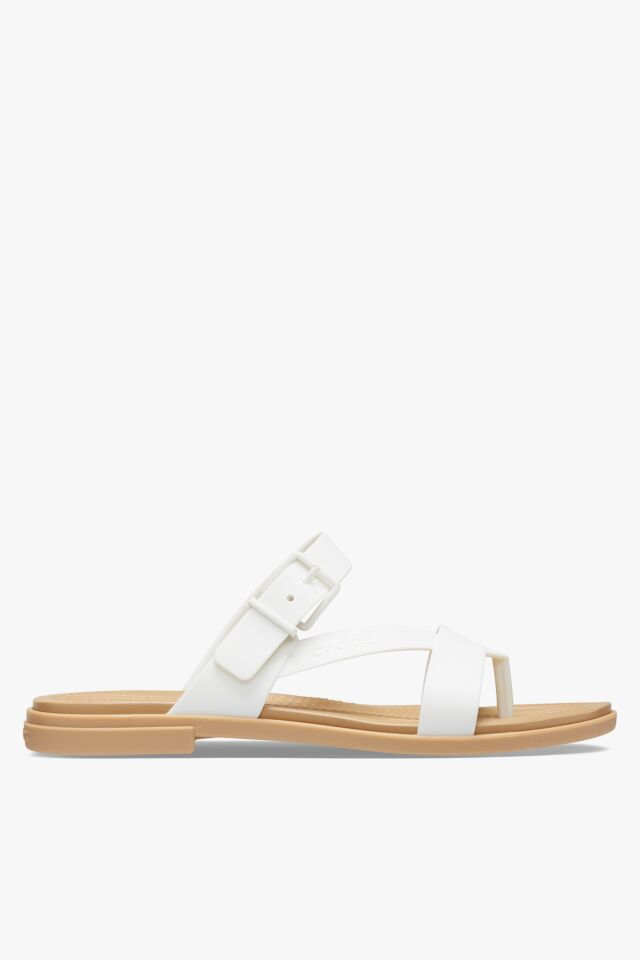 TULUM TOE POST SANDAL W OYSTER/TAN 206108-1CQ