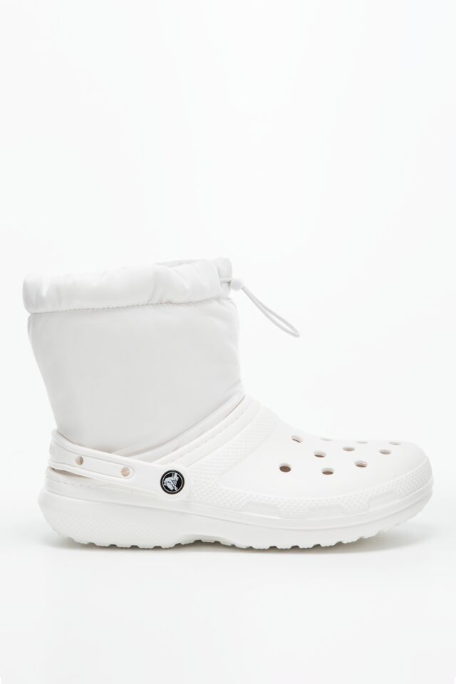 ŚNIEGOWCE Classic Lined Neo Puff Boot Whi/Whi 206630-143