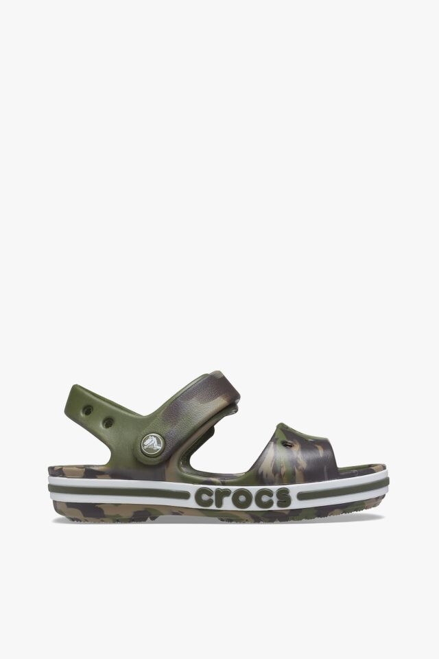 SANDAŁY BAYABAND MARBLED SANDAL KIDS ARMY GREEN/MULTI 206816-3TC