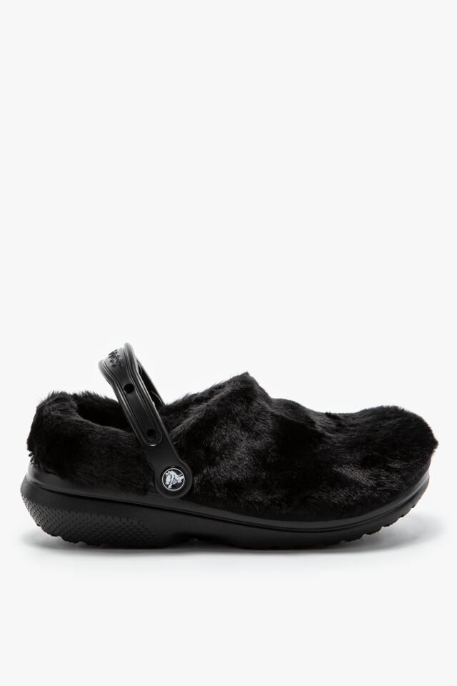 Classic Fur Sure Blk 207303-001