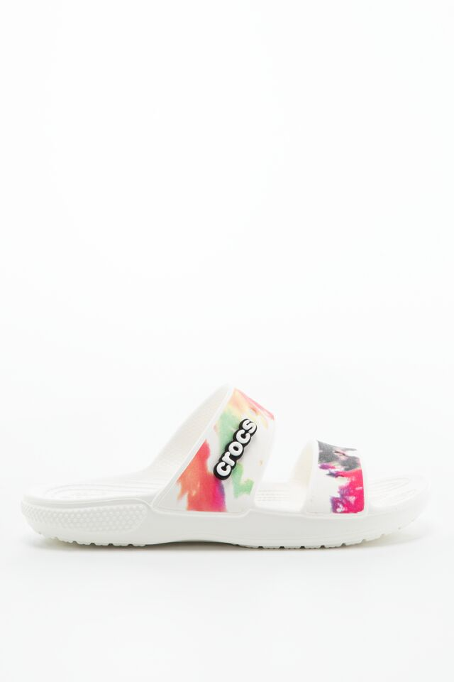 Classic TieDye GrphcSndl Whi/Mlti 207283-94S