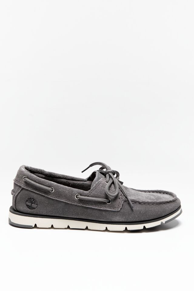 CAMDEN FALLS SUEDE BOAT SHOES