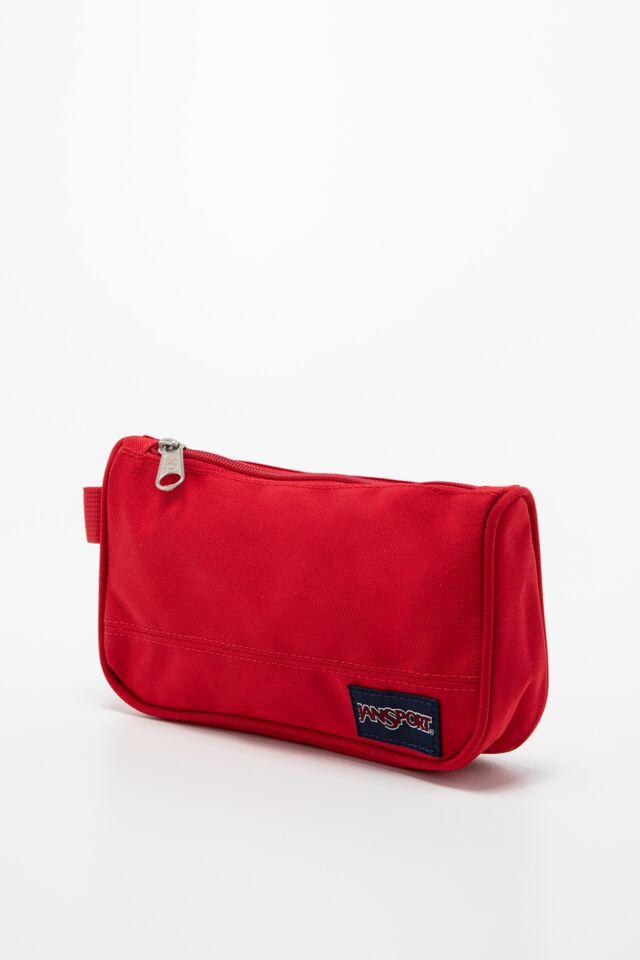 Piórnik Medium Accessory Pouch Red Tap EK0A5BAFN581