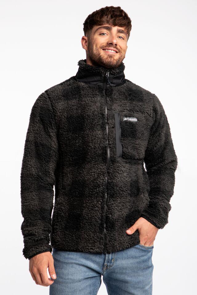 Winter Pass Print Fleece Full Zip 1866565-012