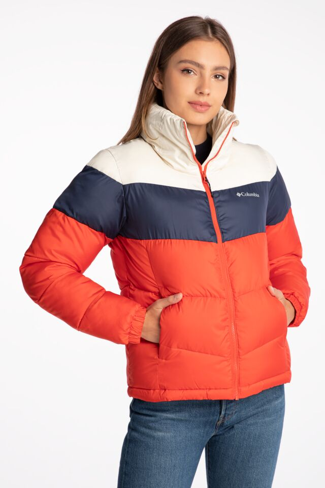 Puffect Color Blocked Jacket 1955101-843