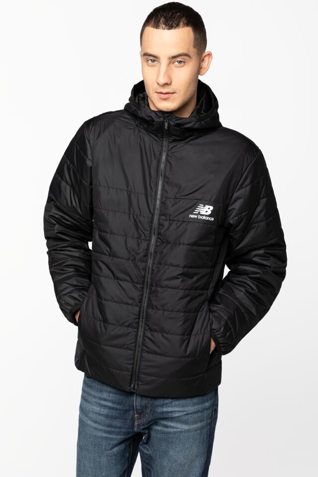 ATHLETICS TERRAIN JKT NBMJ03524BK BLACK