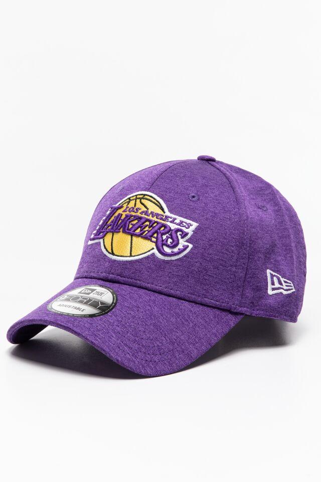 CZAPKA Z DASZKIEM Shadow Tech 9Forty Lakers 12380821