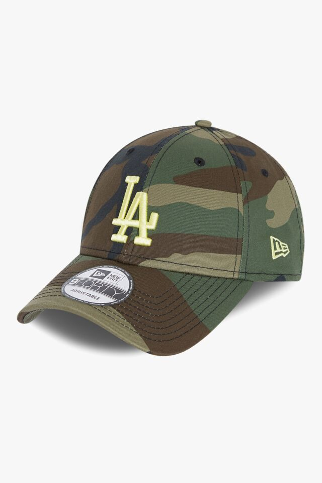 CZAPKA Z DASZKIEM ALL OVER CAMO 9FORTY DODGERS 60112616