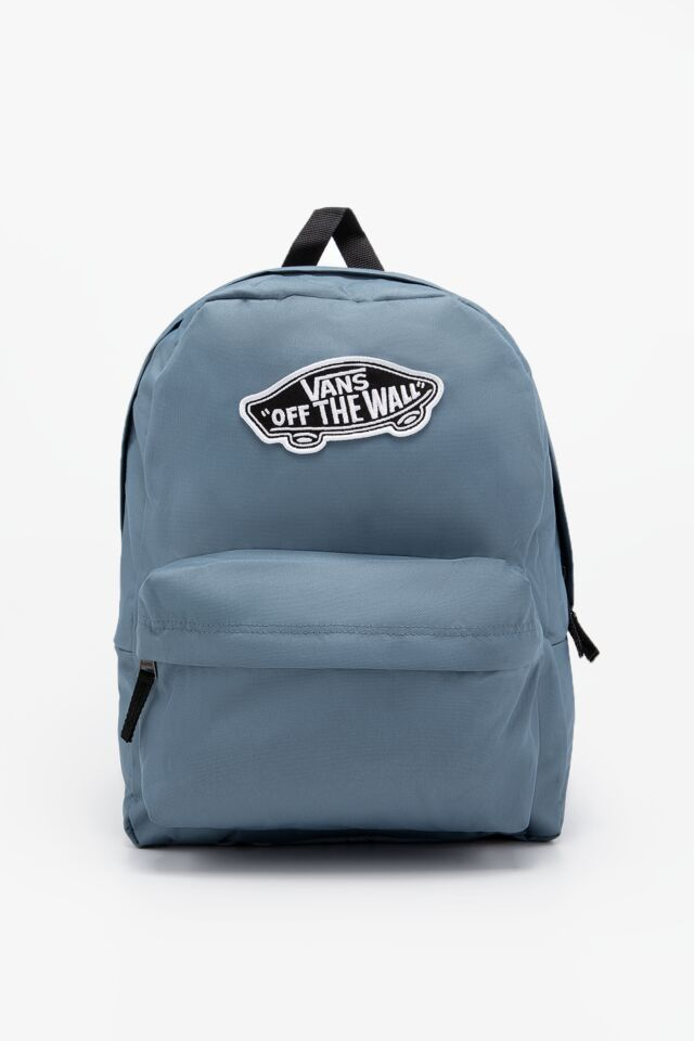 WM REALM BACKPACK CEMENT BLUE VN0A3UI6Z021