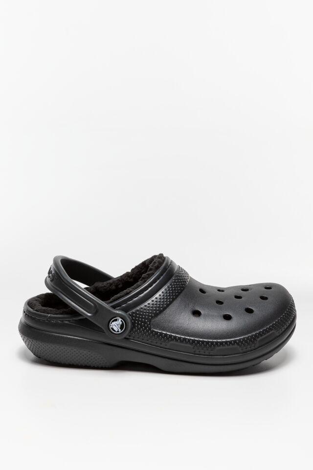 Classic Lined Clog BLACK
