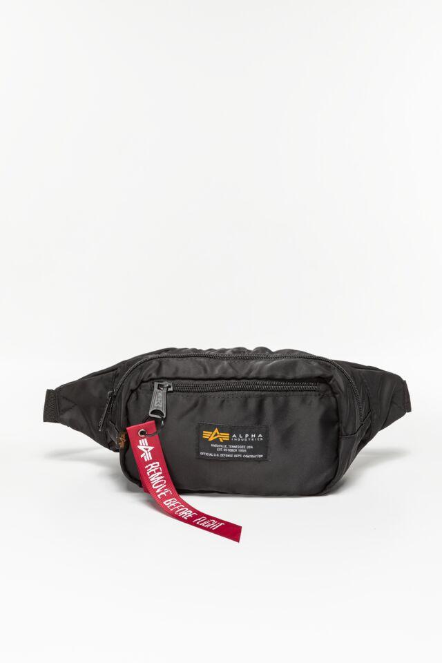 Crew Waist Bag 923 BLACK