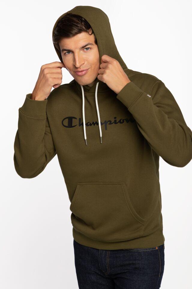 Hooded Sweatshirt 214743-MS549 GREEN