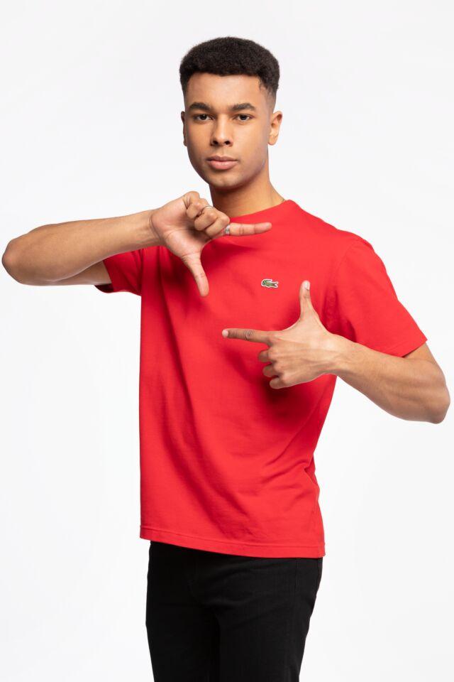 Z KRÓTKIM RĘKAWEM Men s tee-shirt TH7418-240