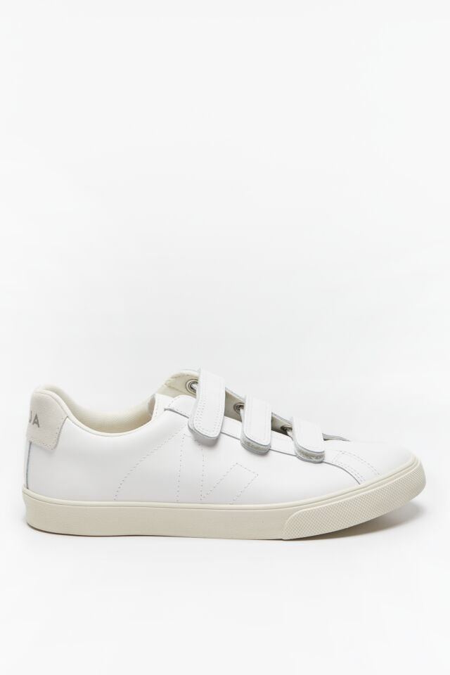 SNEAKERSY 3-LOCK LEATHER EXTRA-WHITE EC2001A