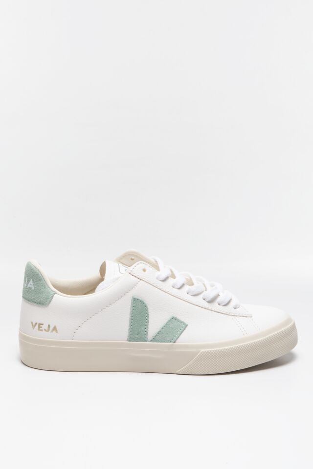 SNEAKERSY CAMPO CHROMEFREE EXTRA-WHITE_MATCHA CP052485A
