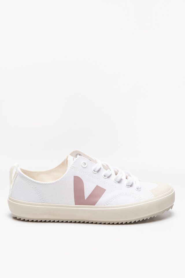 SNEAKERSY VEGAN NOVA CANVAS WHITE_BABE NA012521A