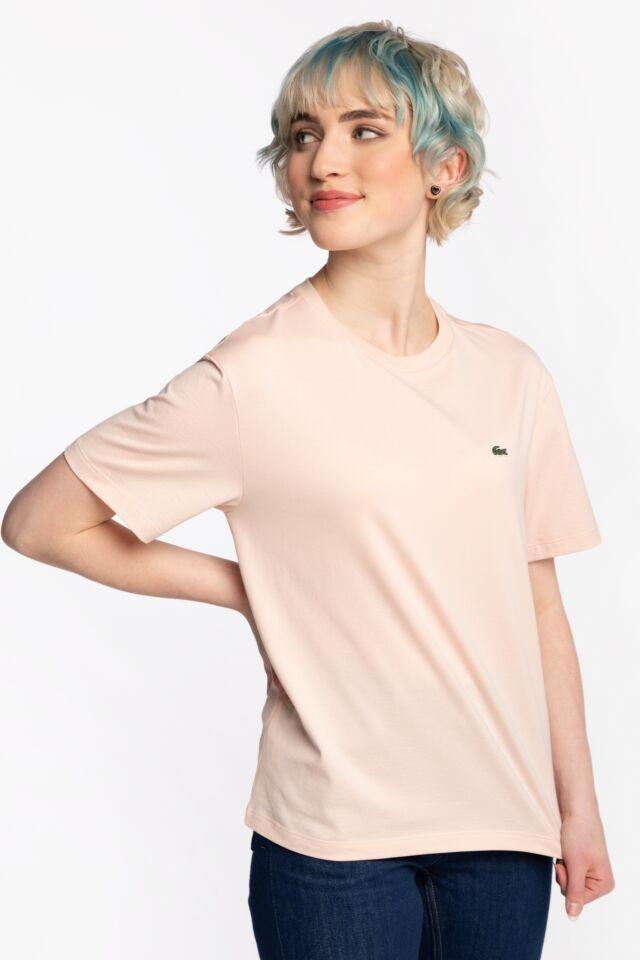 Z KRÓTKIM RĘKAWEM Women s tee-shirt TF5441-Z0E