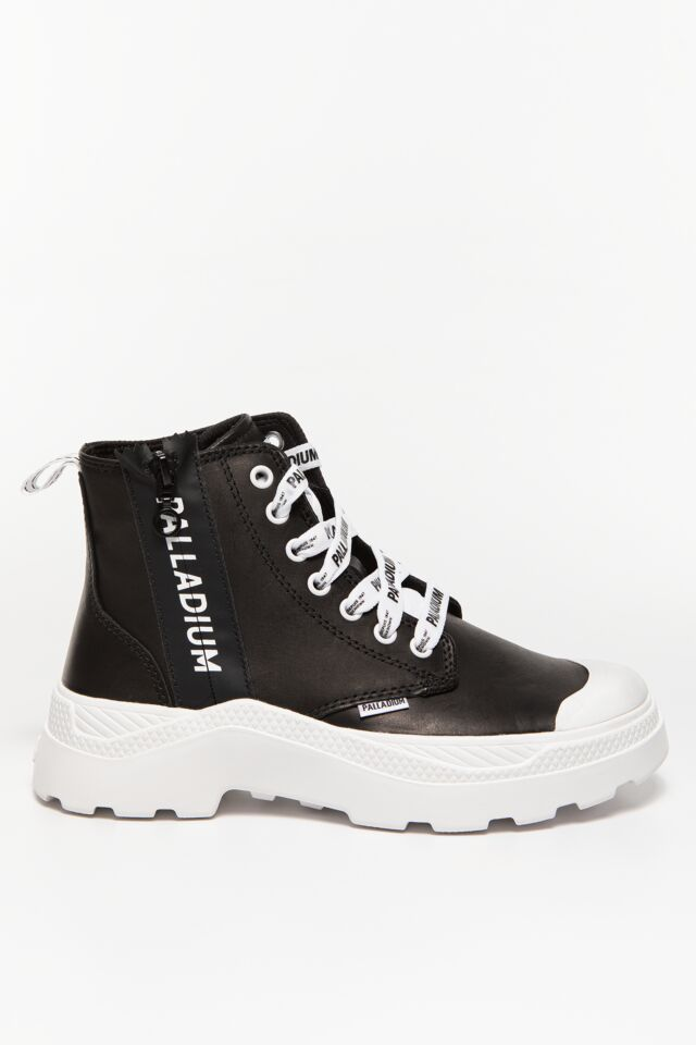 PLKIX HI ZIP U 902 BLACK / WHITE