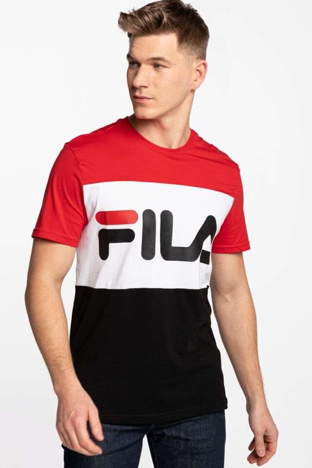 DAY TEE A089 TRUE RED/BLACK/BRIGHT WHITE
