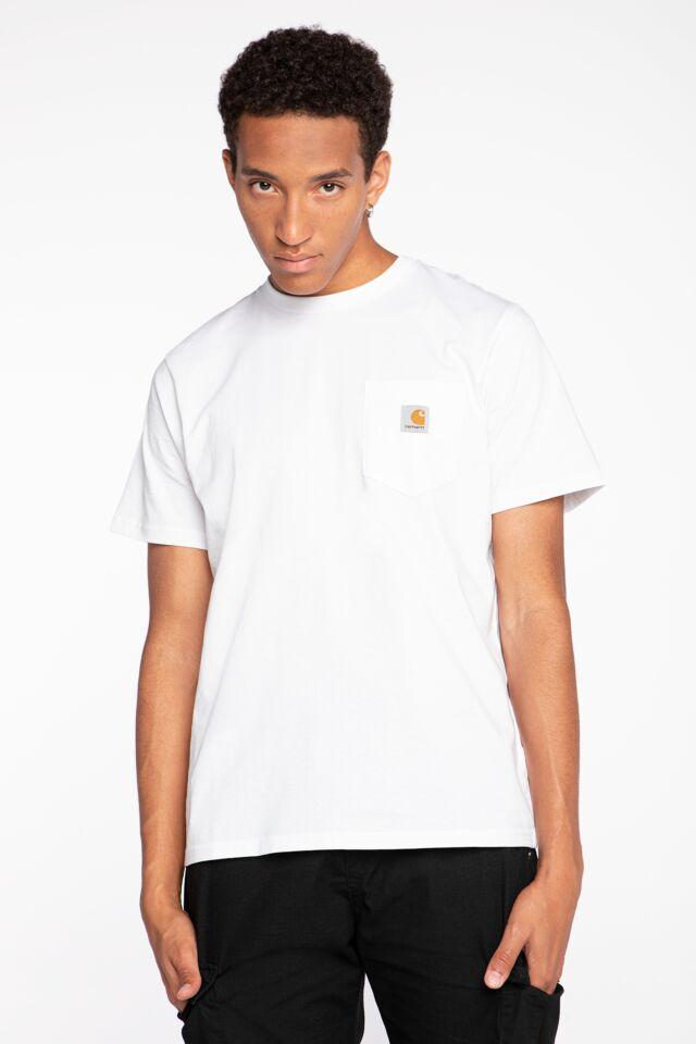 Z KRÓTKIM RĘKAWEM S/S Pocket T-Shirt I022091-0200