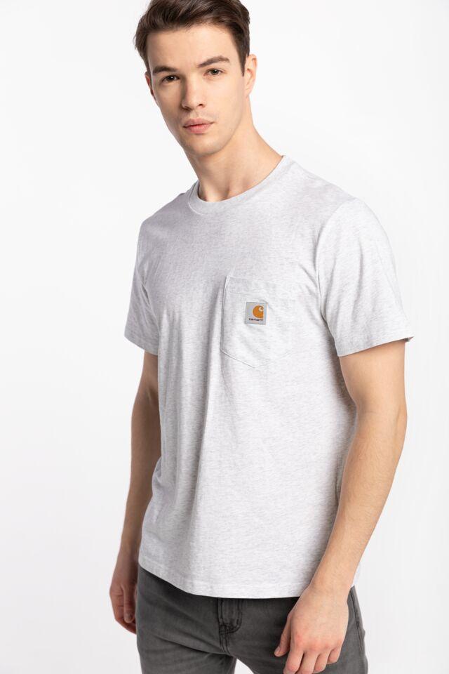 Z KRÓTKIM RĘKAWEM S/S Pocket T-Shirt I022091-48200