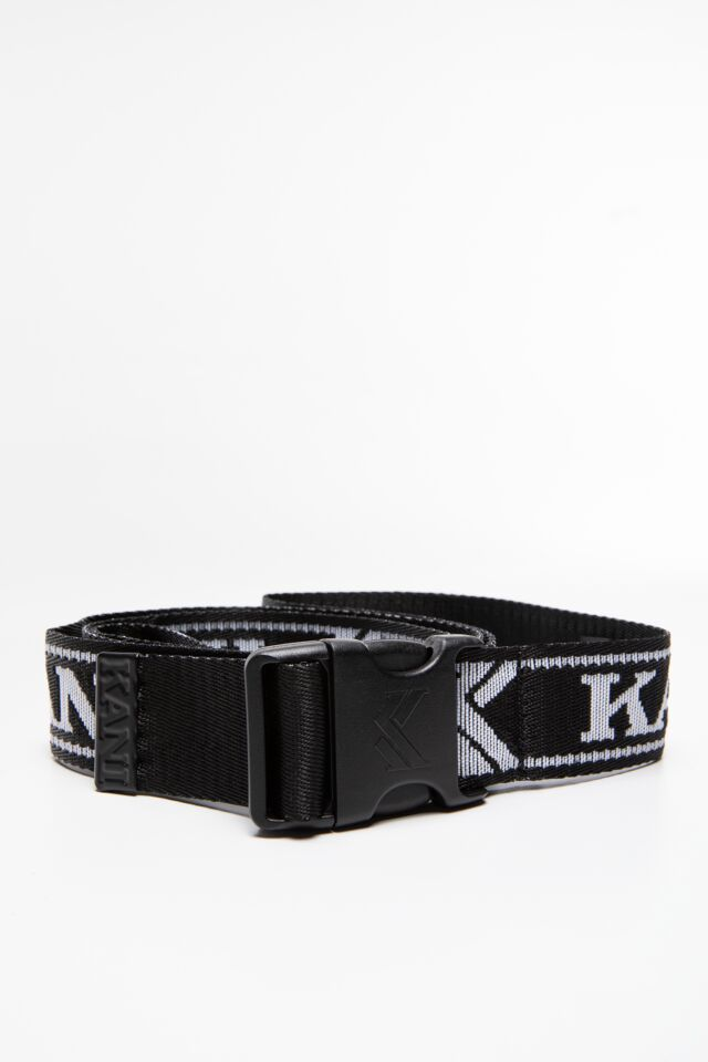 KK COLLEGE CLICK BELT black 7060201