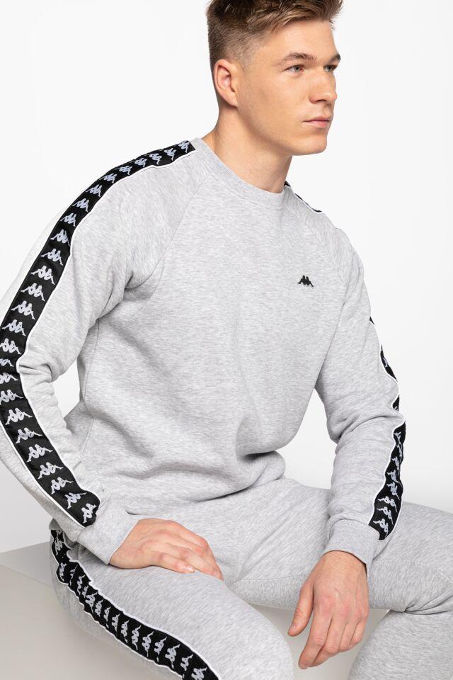 HARRIS Men Sweatshirt 308016-4101M GREY
