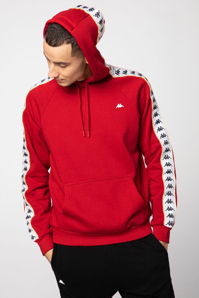 HARRO Men Hooded Sweatshirt 308017-1863 RED