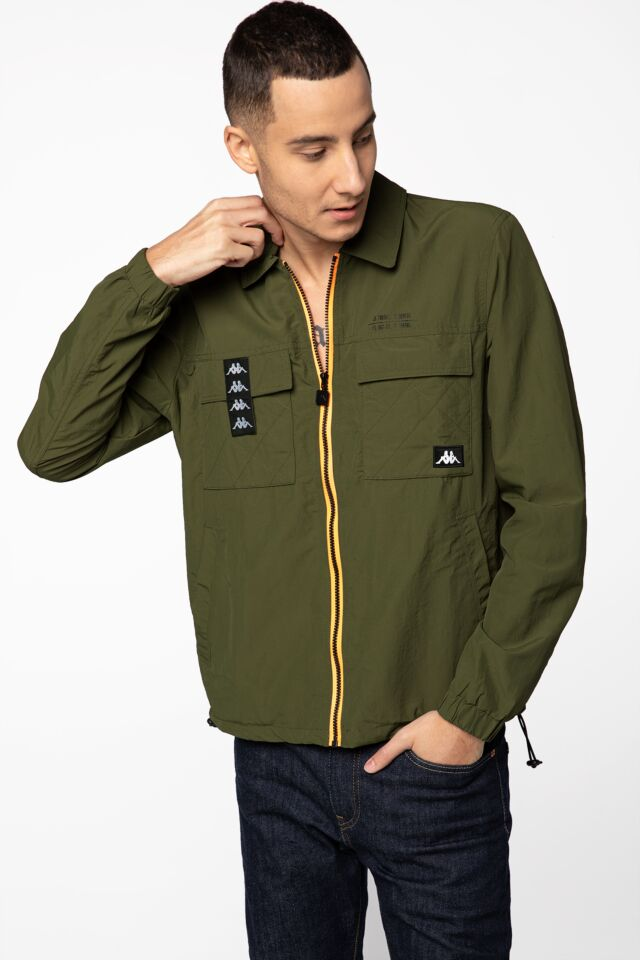 HINI Jacket 308052-18-0523 GREEN