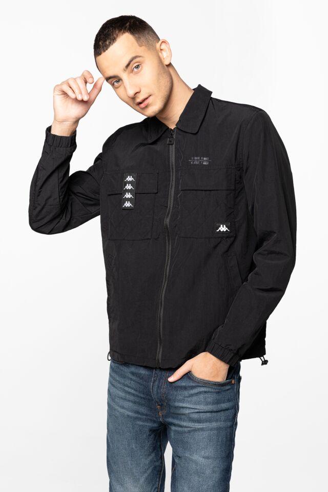 HINI Jacket 308052-19-4006 BLACK