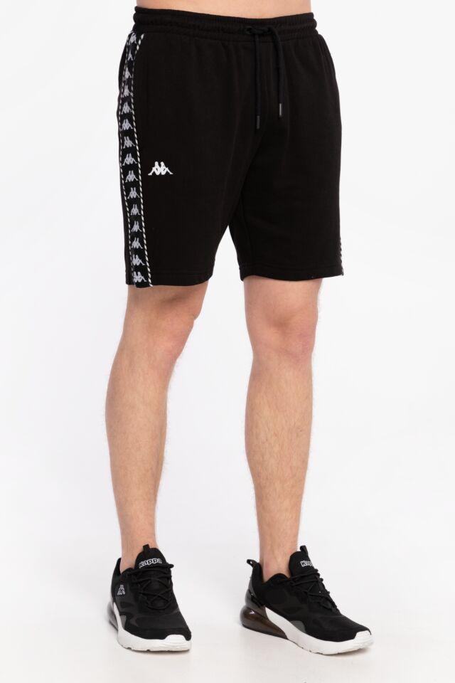 KRÓTKIE  ITALO Shorts, Regular Fit 309013 19-4006